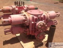 "Selling Shaffer 11"" 5K LWS Double Ram Type Blowout Preventer"