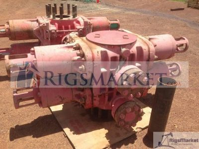 """Selling Shaffer 11"""" 5K LWS Double Ram Type Blowout Preventer"""