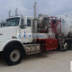 BODYLOAD PUMP TRUCK, NITROGEN 840K DIRECT FIRE AUTOMATED