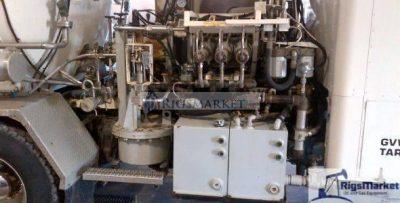Kenworth Nitrogen Pumping Truck