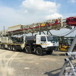 used Workover rig - MR4000 DB Carrier