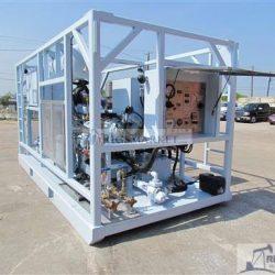 New Skid Nitrogen Pumping Unit