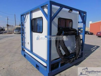 New Offshore Skid Coiled Tubing Unit