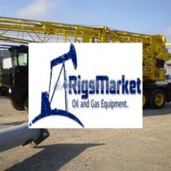 Hughes LDH80 Drilling Rig