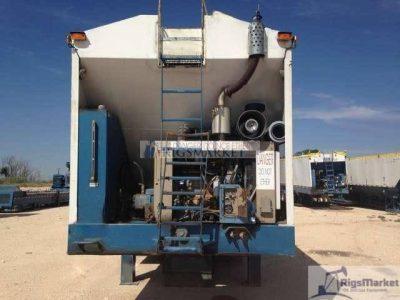 Sand King SK-3000 Transport units