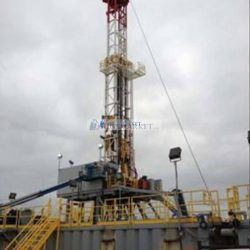 NOV Slingshot Type Telescoping 1500 HP Drilling Rig