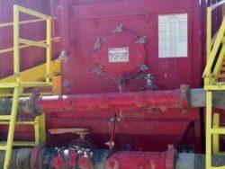 Round Bottom Frac Tank