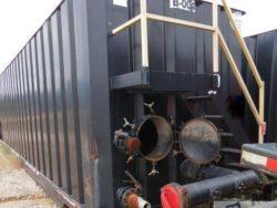 Salty 500 BBL Frac Tank