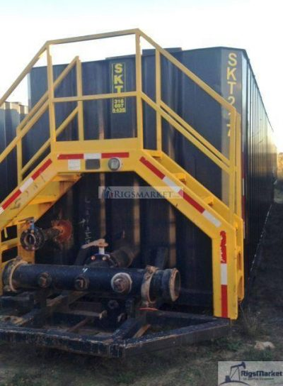RWS 500 BBL Frac Tank