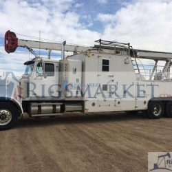 Used WIRELINE MAST UNIT