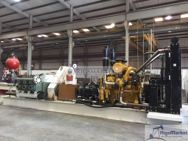 gardner denver pumps. rebuilt gardner-denver pz-8 triplex pumps gardner denver pumps