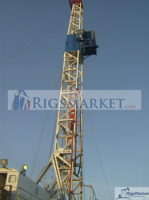 Skytop Brewster N-7 1000HP Land Drilling Rig