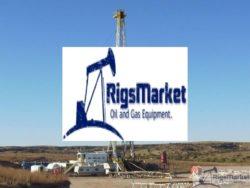650HP Land Drilling Rig. Gardner-Denver 500 Drawworks