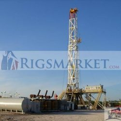 OILWELL 840 E 1400HP Drilling Rig