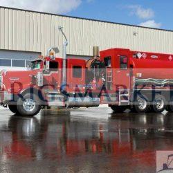 Used Hot Oiler truck