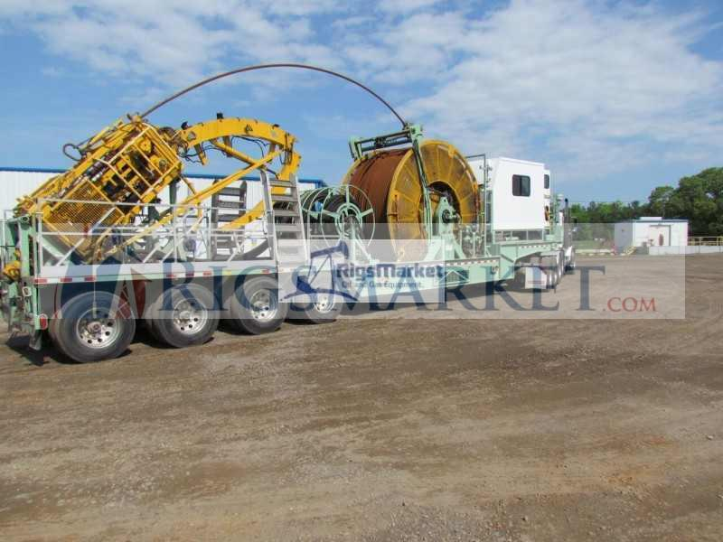 Coiled Tubing Services Texas : Coiled tubing blowout preventer nov texas oil tools