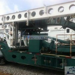 Coiled Tubing Unit For Sale. 80K Injector.