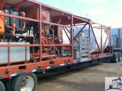 2012 Nitrogen Pump Unit, Heat Recovery
