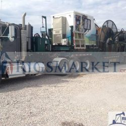 Hydra Rig Coiled Tubing Trailer for sale