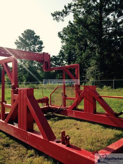 Refurbished Coiled tubing Yard Spooler – Rigs Market