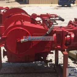 USED HALLIBURTON HT-400 Pumps Cementing Equipment