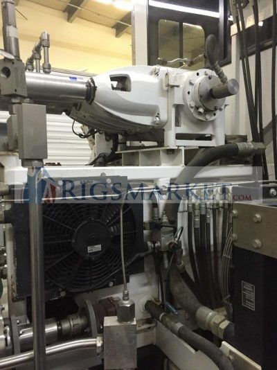 Nitrogen pumper, Used N2 pumper truck