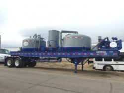 2011 CEMENTING BULK TRANSPORT TRAILER