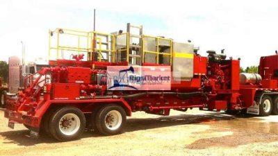 Cementing Pump Trailer - Rigs Market