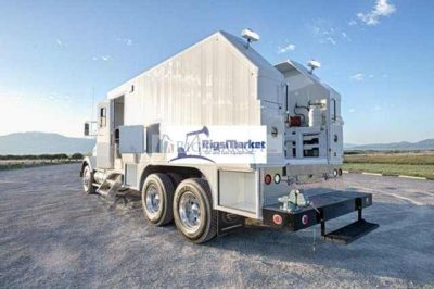 New Cased hole Wireline truck -rigsmarket
