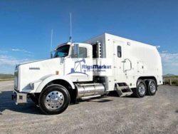 New Cased hole Wireline truck -rigsmarket