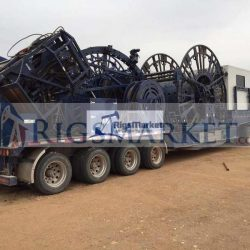 Coiled Tubing Trailer Unit - Rigs Market