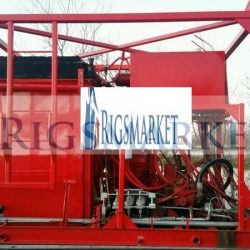 SKID NITROGEN PUMPER 90K UNIT