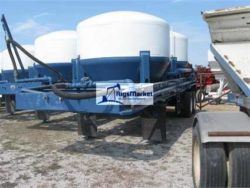 FONTAINE 600 & 700 oilfiled cement bulk trailer Rigs Market
