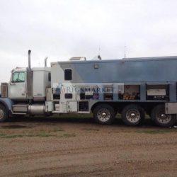 Dynawinch Double Drum Split Drum Wireline Truck