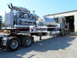 014 NOV Hydra-Rig Nitrogen Pump Trailer