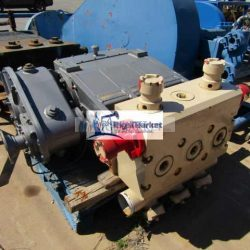 Weir SPM TWS 600S Complete triplex pump - Rigs Market