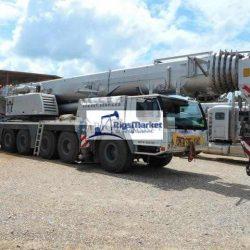 2014 Leibherr LTM1130-5.1 130Ton Crane Rigsmarket LLC