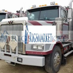 2007 Western Star Bodyload Cementing Units - Rigs Market