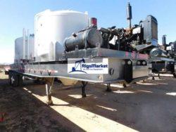 2008 Dry Cement bulk Trailer - Rigs Market