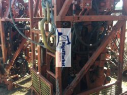 2012 Hydra rig HR680 Injector heads! -Rigs Market LLC