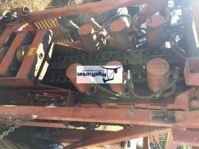 2012 Hydra rig HR680 Injector heads! -Rigs Market LLC