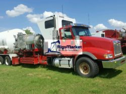 2012 , NAVSTAR, NOV High rate Nitrogen Bodyload Pumpers, 840k SCFH