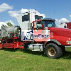 2012 , NAVSTAR, NOV High rate Nitrogen Bodyload Pumpers, 840k SCFH
