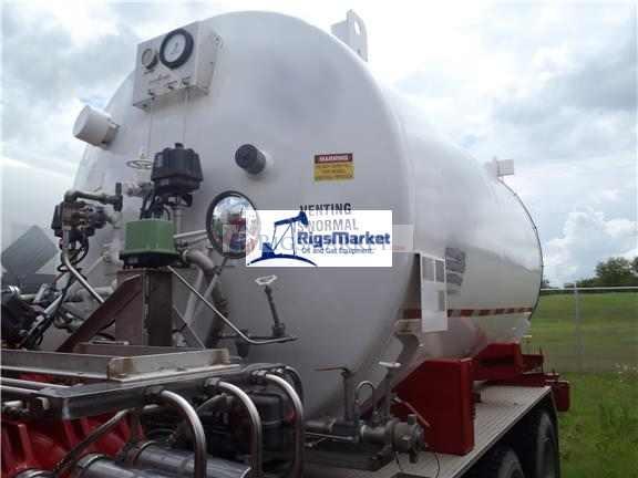 840k High rate Nitrogen Bodyload Pumpers
