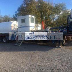 Baker Combi Pumping unit Nitrogen/Fluid - Rigs Market