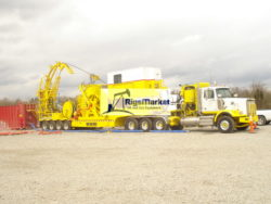 Hydra Rig Coiled tubing Unit - Rigs Market