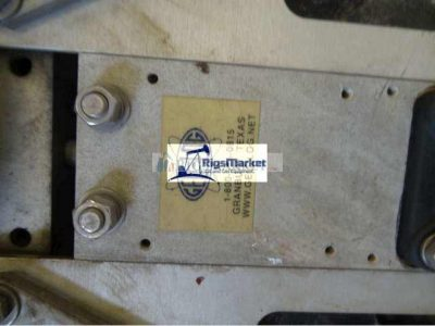 Wireline Geo-Log Measure Head w/ Load Cell for sale