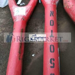 Elevator Links and hooks: 350 tons 2 3/4'' x 180''(15ft) 350tons
