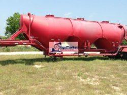 Heil Aluminum pneumatic trailer