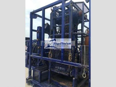Offshore Coiled Tubing Unit